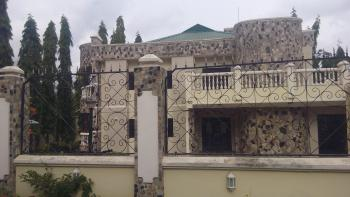 Luxurious 4 Bedrooms Duplex + 3 Rooms Guest Chalet and 2 Room Bq, Asokoro District, Abuja, Detached Duplex for Rent
