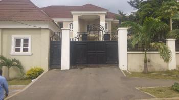 Luxury 5 Bedroom Duplex + 2 Room Bq, Asokoro District, Abuja, Detached Duplex for Rent
