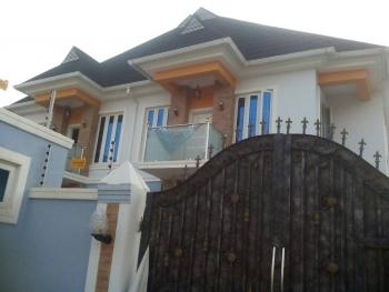 Newly Built 4 Bedroom Semi Detached  Duplex, 1 Room  Bq, Phase 1, Gra, Magodo, Lagos, Semi-detached Duplex for Sale
