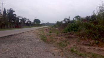 100 Plots of Land with C of O, Off Eleme Junction, East/west Road, Port Harcourt, Rivers, Mixed-use Land for Sale