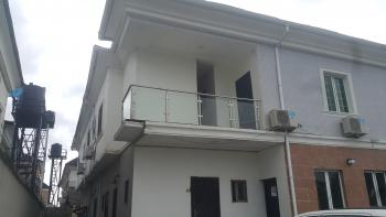 Well Finished Block of 3 Bedroom Office Apartment with a Room Boys Quarter, Lekki Phase 1, Lekki, Lagos, Flat for Rent