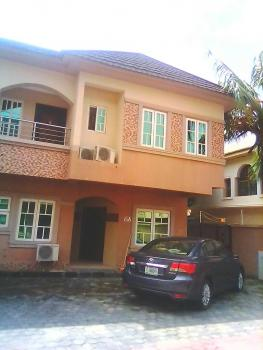 Very Lovely 3 Bedroom Terrace Duplex with a Room Bq, By Lekki County, Ikota Villa Estate, Lekki, Lagos, Terraced Duplex for Sale