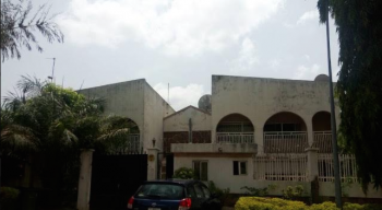 8 Bedroom Semi-detached Duplex, Maitama District, Abuja, Semi-detached Duplex for Sale