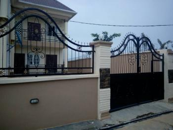 Luxury 5 Bedroom Detached Duplex and Fenced Plot of Land with Excellent Facilities, Alagbaka Housing Estate, Akure, Ondo, Terraced Duplex for Sale