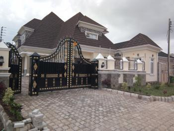 Exquisitely Finished Luxury 4 Bedroom Bungalow with Pent Floor and Bq, Apo Resettlement, Zone B, Apo, Abuja, Detached Bungalow for Sale
