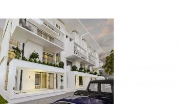 This Luxury Development Features Air-conditioned 4 Bedrooms with Bathrooms En Suite and Balconies, a Main Living/dining Room Etc, Banana Island, Ikoyi, Lagos, Terraced Duplex for Sale