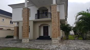 Fully Detached 5 Bedroom Luxury House with 2 Room Service Quarter and Guest Chalet on Ample Grounds, Banana Island, Ikoyi, Lagos, Detached Duplex for Rent
