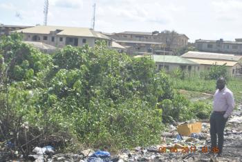 Land, Alh, Rasaq Saliu Street, Off Abogunloko, Igando, Ikotun, Lagos, Industrial Land for Sale