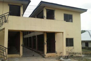 22 Rooms Hostel, Behind Mechanic Village, Camp Funaab, Abeokuta South, Ogun, Hostel for Sale