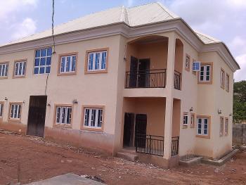 Decent Two (2) Bedroom Flat, War College  Estate, Gwarinpa Estate, Gwarinpa, Abuja, Flat for Rent