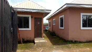a Twin 3 Bedroom Flat with a Bedsitter and a Security House, Across Summit Road, Asaba, Delta, Block of Flats for Sale