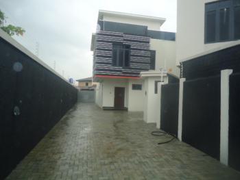 Newly Completed 5 Bedroom Semi Detached House, Lekki Phase 1, Lekki, Lagos, Semi-detached Duplex for Sale