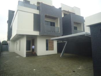 Newly Completed 5 Bedroom Semi Detached Duplex with Detail Roof to Floor Finish, Marwa Gardens Estate, Lekki Phase 1, Lekki, Lagos, Semi-detached Duplex for Sale