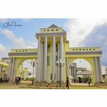 Affordable Land in Ikorodu for Sale (town Park and Gardens, Imota), 3 Minutes Drive Off Ikorodu-epe Road, Behind Caleb University Imota, Imota, Lagos, Mixed-use Land for Sale