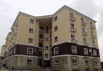 Brand New 15 Units of 3 Bedroom Luxury Flats with a Staff Quarter Plus Elevator, Swimming Pool, Gym and Serviced, Behind Circle Mall Shoprite, Pinnock Beach Road, Osapa, Lekki, Lagos, Flat for Sale