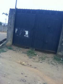 Fenced Half Plot of Land, Fabgile Estate, Isheriosun, Alimosho Lga, Oke Afa, Isolo, Lagos, Residential Land for Sale