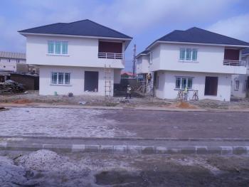 Carcass 4 Bedroom Fully Detached Duplex, Meridian Luxury Park, Awoyaya, Ibeju Lekki, Lagos, Detached Duplex for Sale