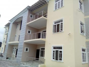 Brand New Luxury Serviced 3 Bedroom Flat with a Self Contained Room Bq, After Vio, Mabuchi, Abuja, Mini Flat for Rent