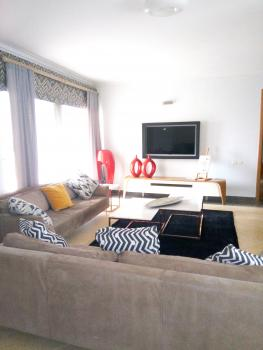Newly and Spacious Built 3 Bedroom Serviced Apartment with a Room Servant Quarters, Fitted Kitchen, Swimming Pool, Gym, Off Bourdillon Road, Old Ikoyi, Ikoyi, Lagos, Flat for Sale