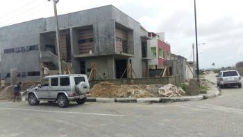 a Block Comprising a 6 Bedroom Semi-detached Duplex,with 2 Units of 3 Bedrooms, Atlantic, Lekki Expressway, Lekki, Lagos, Block of Flats for Sale