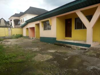 Massive Well Located 5 Bedroom Detached Bungalow with 2 Room Boys Quarters, Ewet Housing Estate, Uyo, Akwa Ibom, Detached Bungalow for Rent