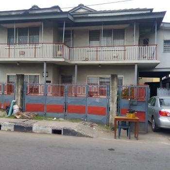 Block of 6 Nos 3 Bedroom Flats with Bq, Ogunlana Drive, Ogunlana, Surulere, Lagos, Block of Flats for Sale
