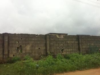 One Fenced Plot of Land, Fabgile Estate, Isheriosun, Okota, Isolo, Lagos, Mixed-use Land for Sale