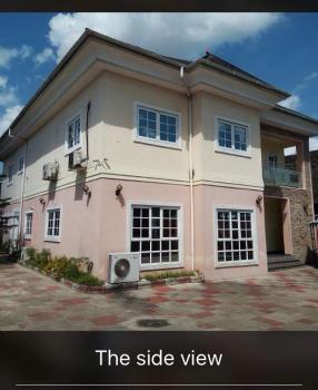 4 Bedroom Duplex, Eliozu, Port Harcourt, Rivers, Detached Duplex for Sale