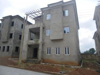 60% Complete 5 Bedroom+ S/qtrs, Kado, Abuja, Detached Duplex for Sale
