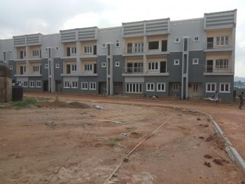 Tastefully Finished 4 Bedroom Terrace Duplex with Bq(shell Option), By Hollywood Close to Banex Junction, Mabuchi, Abuja, Terraced Duplex for Sale