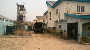 4 Bedroom Detached Duplex with Space for Boys Quarters (needs Face-lift), Peace Court Estate Near Sunnyvale Estate, Lokogoma District, Abuja, Detached Duplex for Sale