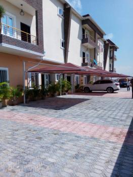 Newly Built 4 Bedroom Terrace Duplex with 1 Room Bq, Ikate Elegushi, Lekki, Lagos, Terraced Duplex for Rent