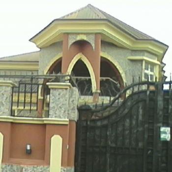 Standard 4 Bedroom Duplex En Suite with Excellent Facilities, De Limit Motel Road, Off Sapele Road, Benin, Oredo, Edo, Terraced Duplex for Sale