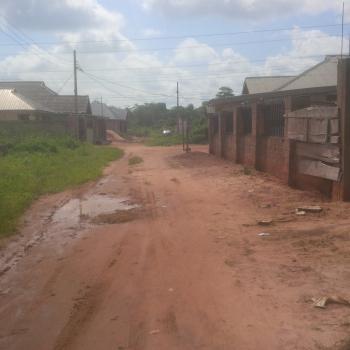 Standard Brand New 2 Flats on 70x130ft, Obe, Before Benin-sapele Road Bypass, Off Sapele Road, Benin, Oredo, Edo, Block of Flats for Sale
