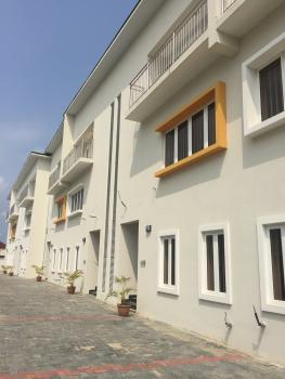 4 Bedroom Terrace Duplex with Bq, 2nd Toll Gate, Orchid Rd, Lekki Expressway, Lekki, Lagos, Terraced Duplex for Sale