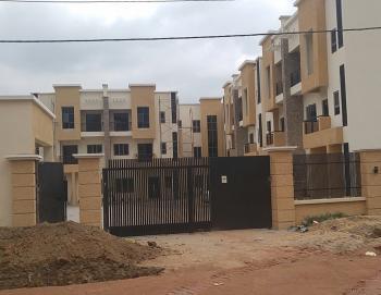 Newly Built and Spacious 3 Bedroom Terrace Duplex with Boys Quarter, Life Camp, Gwarinpa, Abuja, Terraced Duplex for Sale