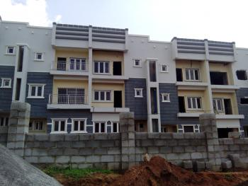 Luxury 4 Bedroom Terraced Duplex, By Ministry of Power, Works and Housing, Mabuchi, Abuja, Terraced Duplex for Sale