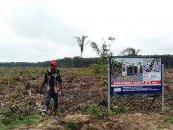 Eleranigbe Garden City, Eleranigbe, Ibeju Lekki, Lagos, Mixed-use Land for Sale