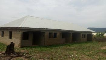 Land Measuring About 1,100sq Mtrs  with Existing Building Suitable for Rental Income of Mini Flats, Shetimma Area, After Army Barracks, Lokoja, Kogi, Residential Land for Sale