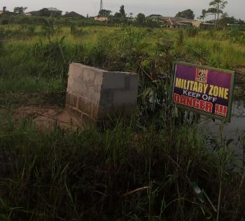 50 Plots of Land for Sale, By The Obas Palace (30 Seconds Drive From Lekki-epe Expressway), Ibeju, Lagos, Residential Land for Sale