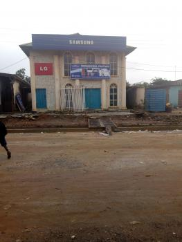 Storey Building for Commercial Use, No 3, Obada, Opp Tantalizer and Governors Office, Ado-ekiti, Ekiti, Shop for Sale