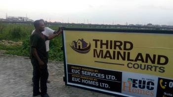 Introducing The Luxury Third Mainland Court( Euc Homes Ltd.( 35million for 600sqm), Third Mainland, Lagos Island, Lagos, Mixed-use Land for Sale