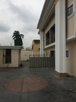 a Substantial and Luxury Blocks of 8 Units Flats with Modern Facilities, Adeyemo Akapo, Omole Phase 1, Ikeja, Lagos, Block of Flats for Sale