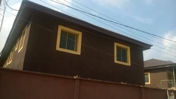 Newly Renovated Mini Flat with 2 Toilet/bath, Off,akerele Estate, Oworo, Gbagada, Lagos, Mini Flat for Rent