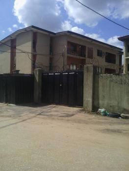 Clean 2 Story Building of 6 Flats, Ikenegbu, Owerri, Imo, House for Sale