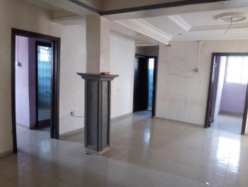 a  Lovely and Spacious 3 Bedroom Flat Pent-house, Off Herbert Macualay Way, Ebute Metta East, Yaba, Lagos, Flat for Rent