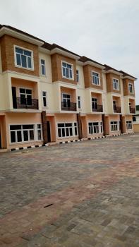 Brand New 4 Bedrooms Terrace Duplex, Osapa, Lekki, Lagos, Terraced Duplex for Sale
