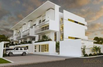 4 Bedroom Terrace Maisonette on 2 Floors with Elevators, Kwara Street, Banana Island, Ikoyi, Lagos, Terraced Duplex for Sale