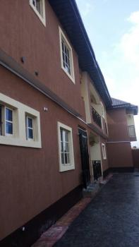 Well Built 4 Nos. 2 Bedroom Flat Finished with Pop, Tiles and 2 Nos. 1 Bedroom Flat with a Big Shop in Front on a Plot of Land, Ajayi Road, Ogba, Ikeja, Lagos, Block of Flats for Sale