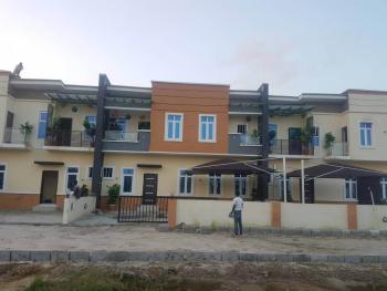 Furnished 4 Bedroom Terrace Duplex with Bq, Chevron Office, Lekki Phase 1, Lekki, Lagos, Terraced Duplex for Sale